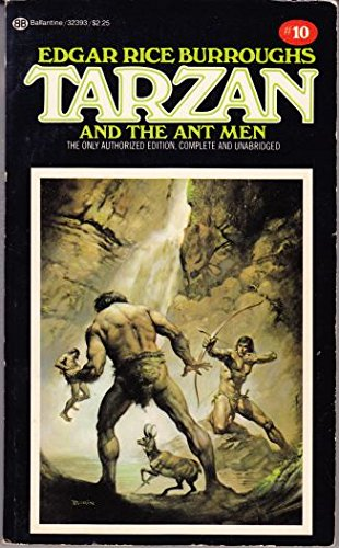 Tarzan and the Ant Men (Tarzan Novels, No. 10), Burroughs, Edgar Rice