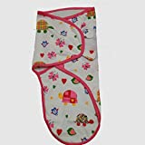 Baby : Swaddle Blanket, Swaddle Wrap BUY 2 FOR $22 Small to Medium 7-14 lbs. Adjustable Infant Baby Wrap Set by Banana Baby Soft Cotton Small to Medium Amazon Swaddle Wrap Pink Turtle Design