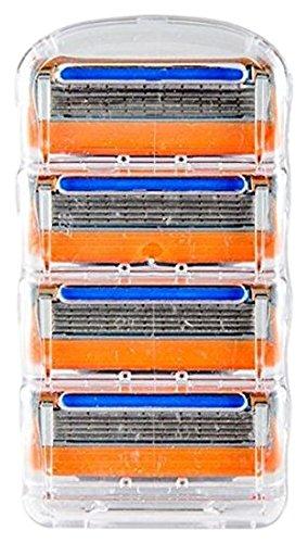 Gillette Fusion,  Recambios 4U.