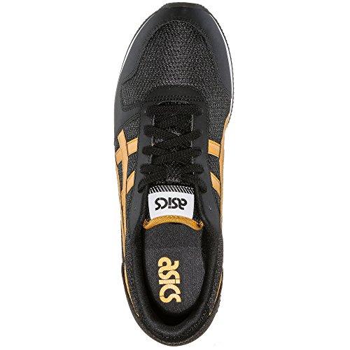 Asics Men's Curreo II Running Shoes Black (Black/Sandstorm 001) eA9FIG2MA