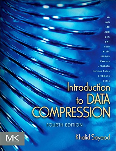 Introduction to Data Compression (The Morgan Kaufmann Series in Multimedia Information and Systems) by Brand: Morgan Kaufmann