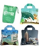 Envirosax Explore Reusable Shopping Bags (Set of 3)