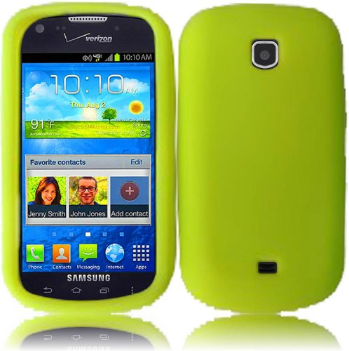 For Samsung Galaxy Stellar i200 Silicone Jelly Skin - Galaxy Stellar Accessories