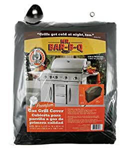 Amazon Com Mr Bar B Q Premium Large Grill Cover