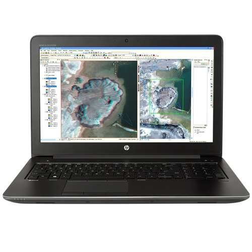HP ZBook 15 G3 FHD Mobile Workstation Laptop (Intel Core i7-6820HQ Quad-Core 2.7GHz, 8GB DDR4 RAM, 512GB SSD, 2GB NVIDIA Quadro M1000M , Bluetooth, Win 10 Pro 64-bit, Black) Z5T29UP#ABA