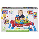 Mega Bloks Play 'n Go Table (8237) (Age: 12 months – 3 years) For Sale