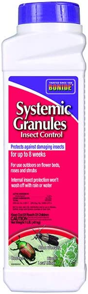 Bonide (BND952) - Insect Control Systemic Granules, 0.22% Imidacloprid Insecticide (1 lb.)