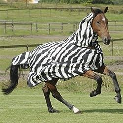 Bucas Zebra Fly Sheet 72