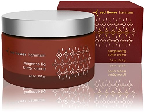 (Red Flower Tangerine Fig Butter Creme, 5.6 oz)