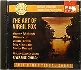 The Art of Virgil Fox - Full Dimensional Audi CD