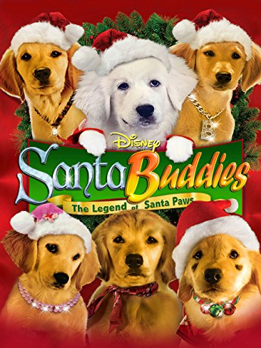 Santa Buddies (Santa Buddies The Search For Santa Paws)