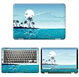 decalrus - Protective Decal Beach Skin Sticker for Samsung Notebook 7 Spin NP730QAA (13.3'' Screen) case Cover wrap SAntbk7_np730qaa-96