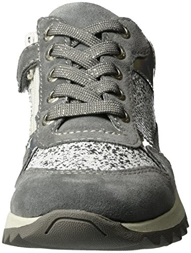 Lurchi Mädchen jolin Low-Top Grau (Grey)