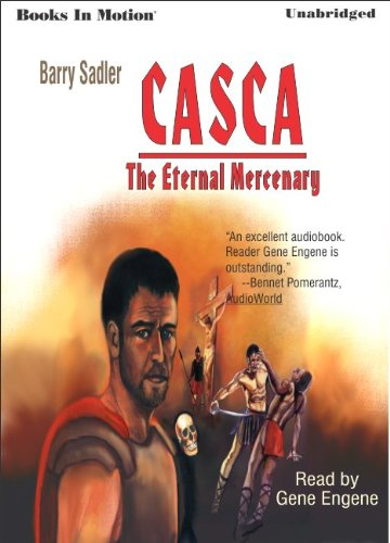 The Eternal Mercenary by Barry Sadler (Casca Series, Book 1) from Books In Motion.com pdf epub
