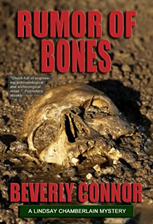 book cover of A Rumor of Bones