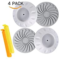 Morease 4 Pack Wall Guard Pads for Baby Gate Pressure...
