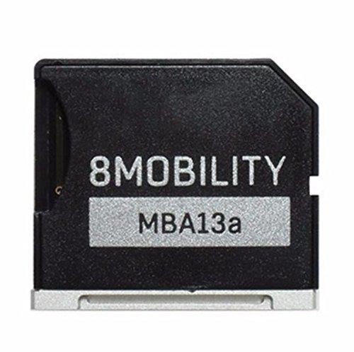 Micro SD Storage Speicherung Aluminium Adapter für MacBook Air 13