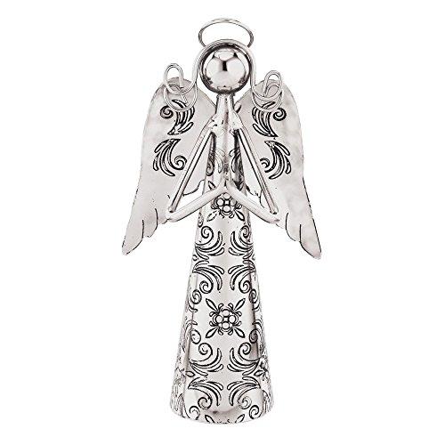Regal Art & Gift Praying Outdoor Angel Bell, 6