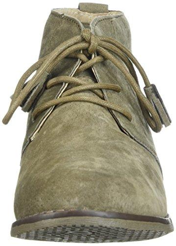 Olivgrün in von Ankle Bootie Morgana Spring für Step Damen q8fn1x