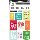 Me and My BIG Ideas PPS-55 6-Sheets Create 365 The Happy Planner Get It Done Stickers