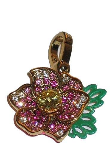 Juicy Couture Women's Flower Charm YJRUOc26