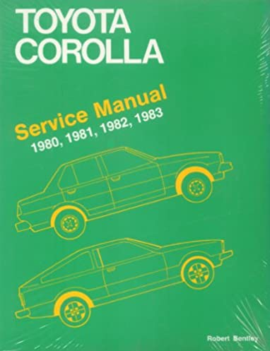 Toyota altis car manual ebook array toyota corolla service manual 1980 1983 robert bentley rh amazon com fandeluxe Gallery