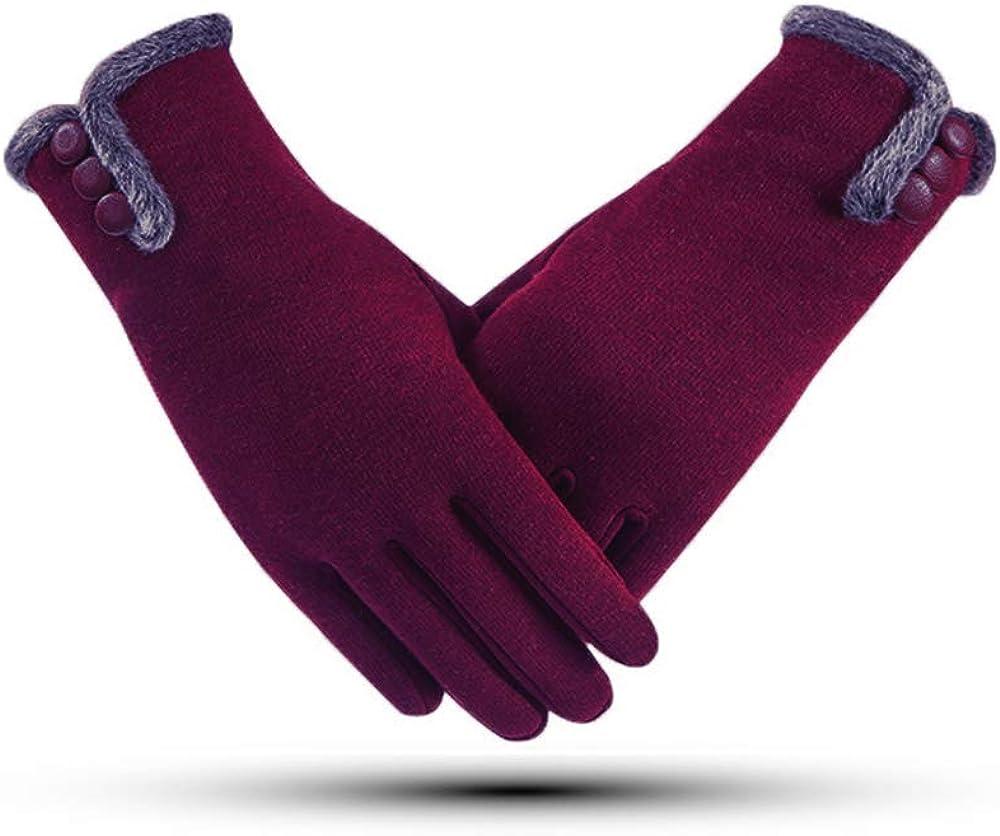 Women's Winter Warm Gloves...