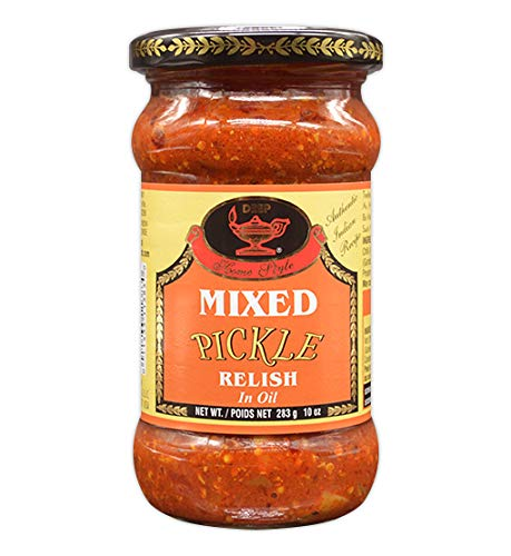 - Deep Mixed Pickle 10oz
