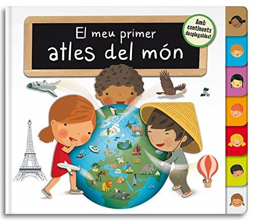El meu primer atles del món (Petits curiosos) por Geis Conti, Patricia,Laura Vaqué Sugrañes;