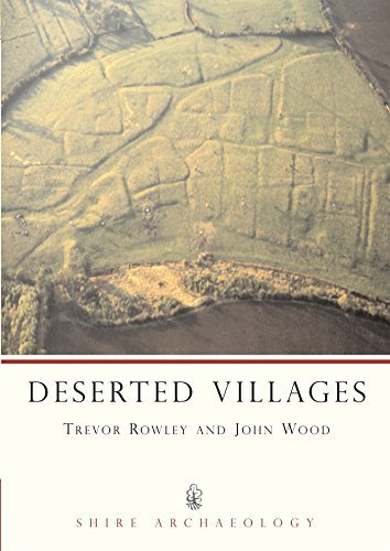 Deserted Villages by Trevor Rowley (2008-01-01)