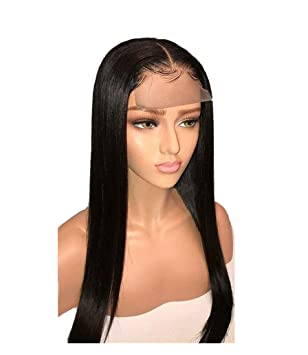 Amazon.com : Straight Human Hair Wigs Full