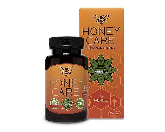 Cvetita Herbal,Ginseng Siberiano 100ml Panax + Honey Care 40 ...