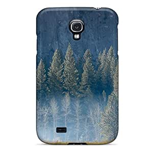 Durable Case For The Galaxy S4- Eco-friendly Retail Packaging(pine Forests)