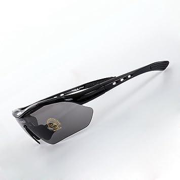 M.Baxter Sportsonnenbrille Unisex - Erwachsene Bikebrille Radbrille Sonnenbrille Polarisiert Biker Sonnenbrille Herren Damen Outdoor Sonnenbrille 1AK2Uk