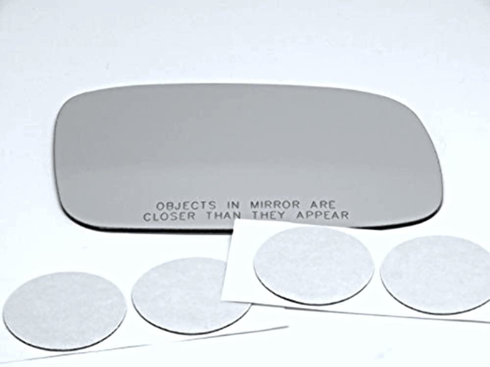 98-10 Crown Victoria//Grand Marquis POWER RIGHT PASSENGER~MIRROR-GLASS+ADHESIVE