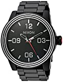 Nixon Men's 'Star Wars Kylo' Quartz Stainless Steel Casual Watch, Color Black (Model: A346SW2444-00)