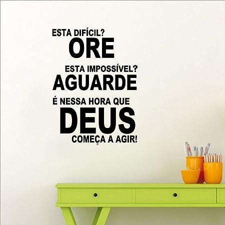 Suuyar La Version Portugaise De Dieu Vinyle Citation Stickers