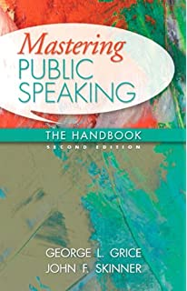 Amazon mastering public speaking 8th edition 9780205029396 mastering public speaking the handbook 2nd edition fandeluxe Gallery