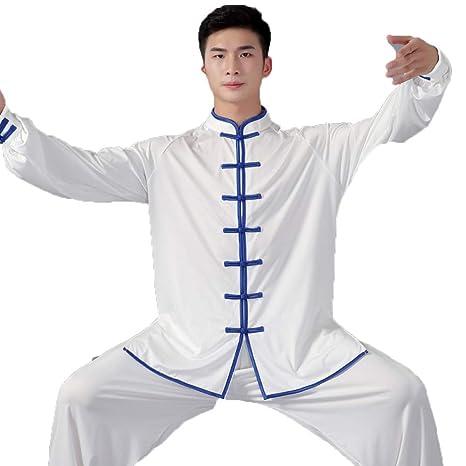 Tai Chi Ropa de Entrenamiento Uniforme Ropa de Kung Fu Traje ...