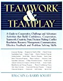 Teamwork and Teamplay, Cain, James Hallie and Joliff, Barry, 0787245321