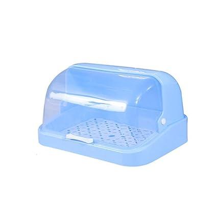 A Prueba De Polvo Portavasos Bandeja De Desagüe Vegetable Tray Cover Creative Box Poner La Taza