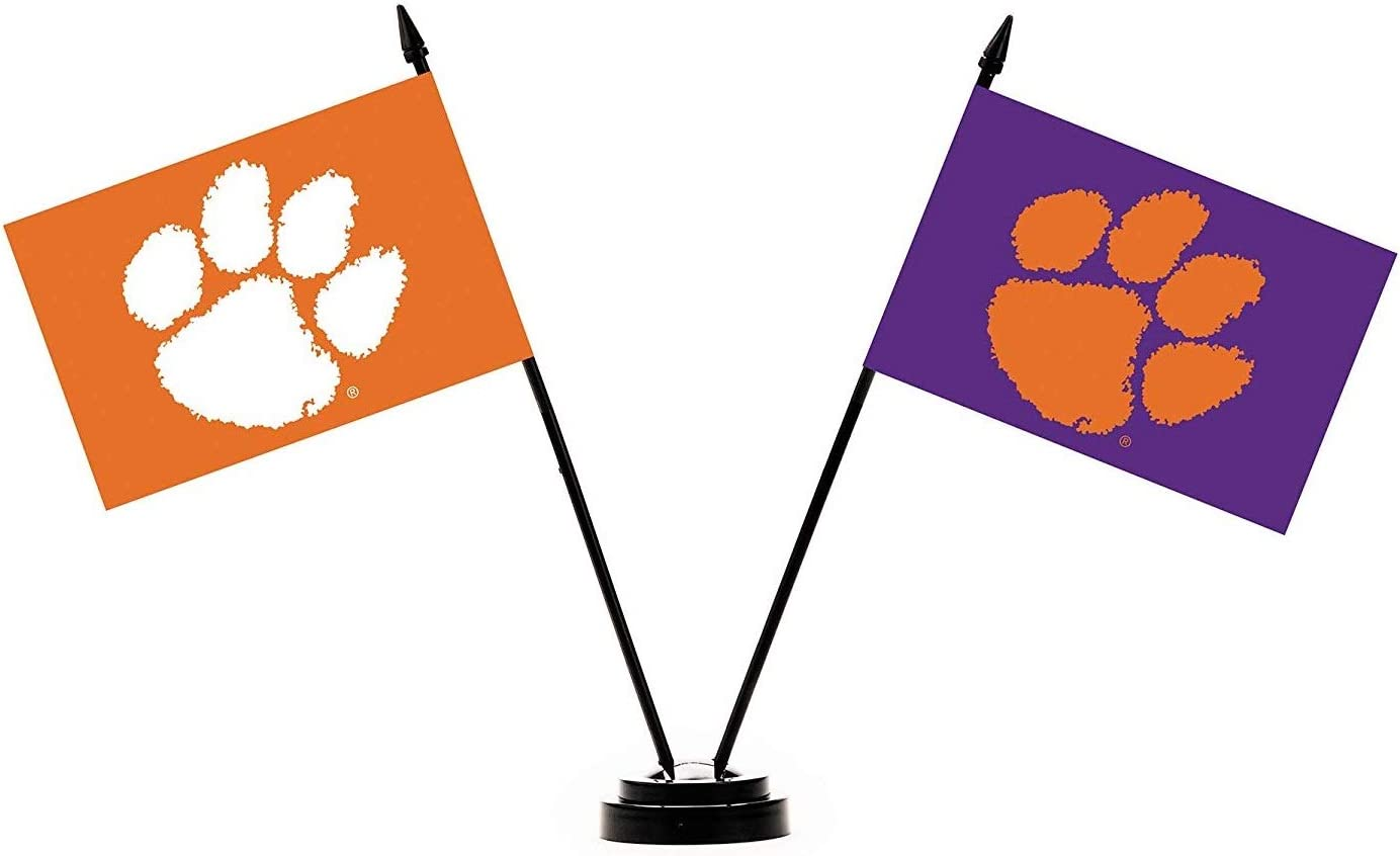 "Team Mini Pennant /""Clemson Tigers/"" ~ **Gift Idea"