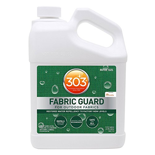 303 (30607-4PK) Fabric Guard, Upholstery Protector, Water and Stain Repellent, 128 fl. oz., Pack of 4 by 303 Products (Image #1)