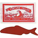 Fortune Teller Fish Novelty Toy/Party Bag Fillers, pack of 18