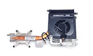 432995-001 - HP Pavilion DV9000 Series Fan & Heat Sink (For use only with AMD processors)