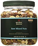 Raw Mixed Nuts Unsalted - 30 oz.