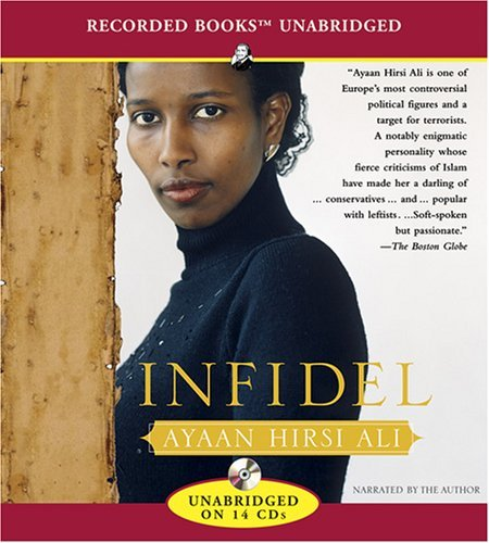 By Ayaan Hirsi Ali Infidel [Audio CD] by Brand: Recorded Books