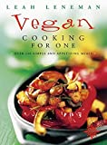 img - for Vegan Cooking for One : Over 150 Simple and Appetizing Meals book / textbook / text book