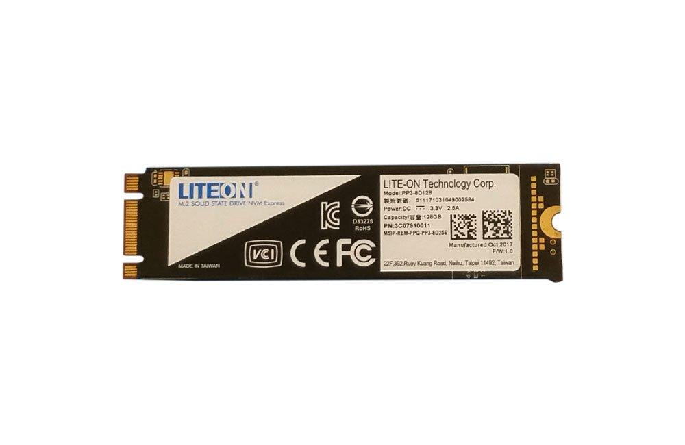 Lite-On MU X 128 GB PCI Express 3.0 M.2 - Disco Duro sólido (128 ...