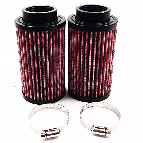 (Air Filter 26mm for Yamaha Banshee YFZ 350 K&N Style Air Pod Filter (Pack of 2))